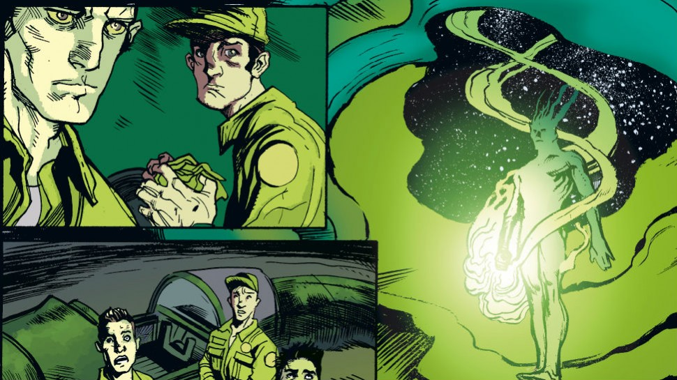 Exclusive: Dark Horse Comics' SECRET FILES OF PROJECT BLACK SKY #3 Preview