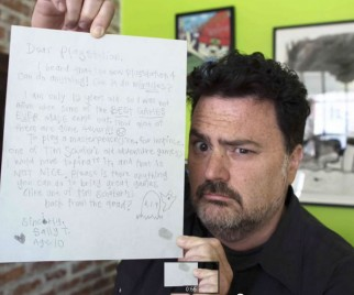 Tim Schafer's Beard Used to Tease GRIM FANDANGO Remake for Vita and PS4