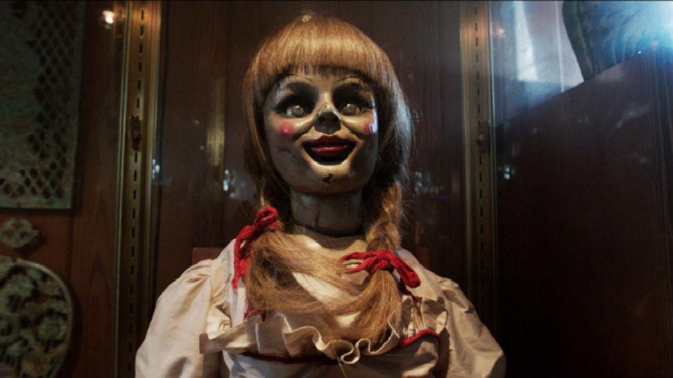 Full Length ANNABELLE Trailer Arrives