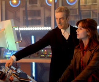 DOCTOR WHO Series 8 Premiere to Screen in Cinemas Worldwide
