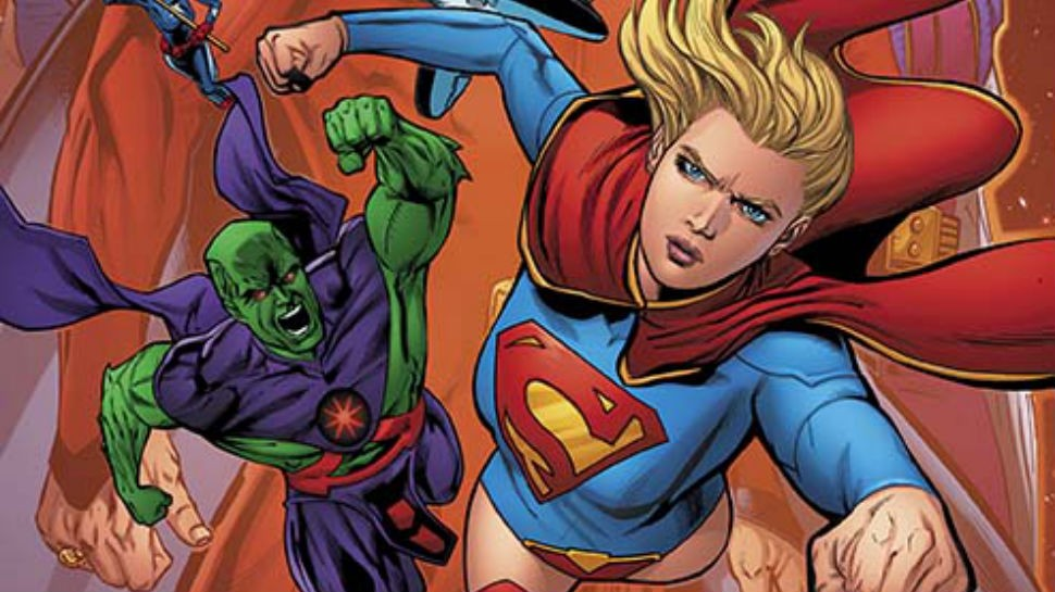 Exclusive: DC Comics October Annuals Solicitations