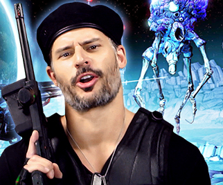 Important Tips for Nerdist Laser Tag at SDCC with Joe Manganiello