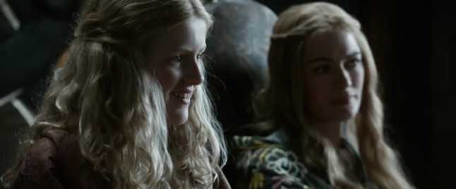Won't Somebody Get GAME OF THRONES' Aimee Richardson a New Princess Job, Please?