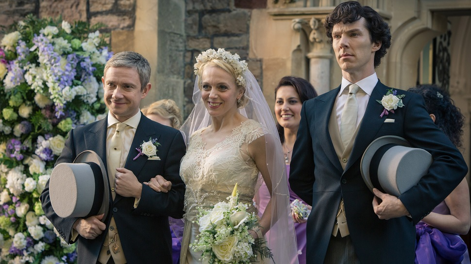 SHERLOCK Confirmed for Fourth Series and a Special
