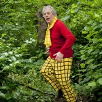 Terry Jones as Rupert the Bear