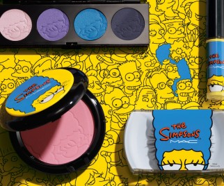 The Simpsons Get a MAC Makeover for One Day Only at Comic-Con