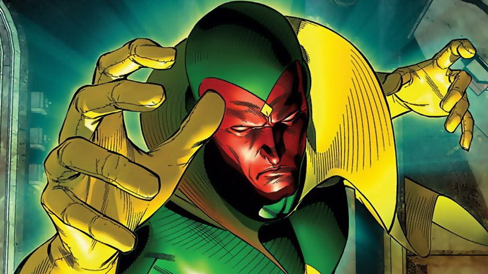Paul Bettany Sheds Light on the Vision's Role in AVENGERS 2