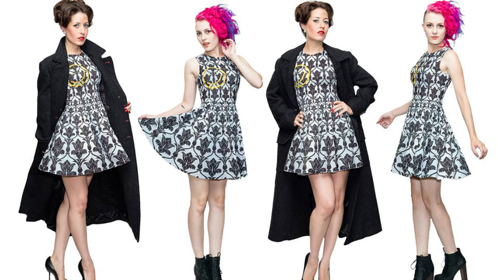 Gold Bubble Clothing Launches SHERLOCK-Inspired Line