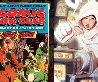 Comic Book Club: Jason Carden and Langston Belton