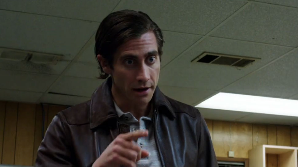 Jake Gyllenhaal is Intense as Hell in the NIGHTCRAWLER Teaser