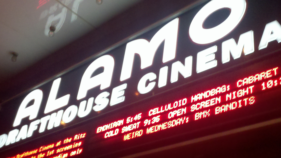 The Alamo Drafthouse Is Coming to Los Angeles