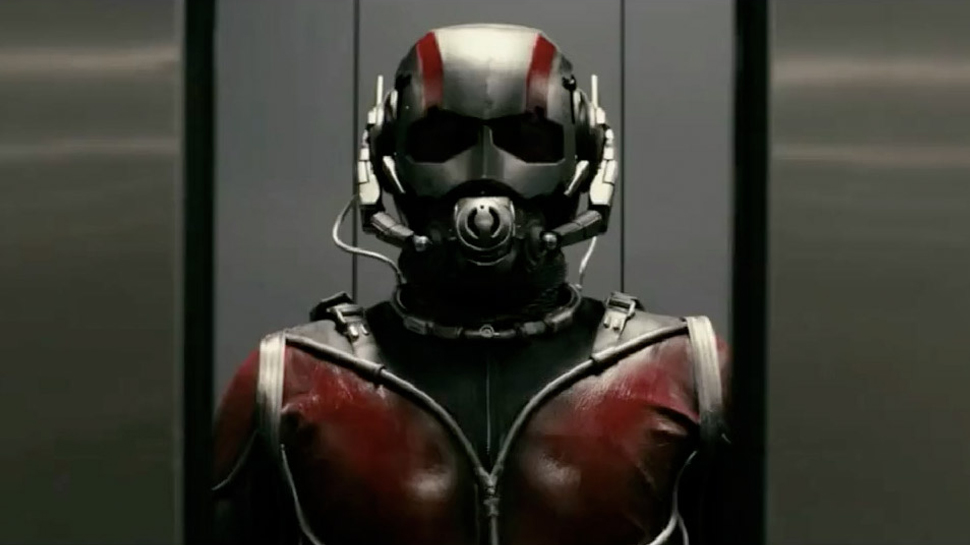 A Behind-The-Scenes Peek at Marvel's ANT-MAN