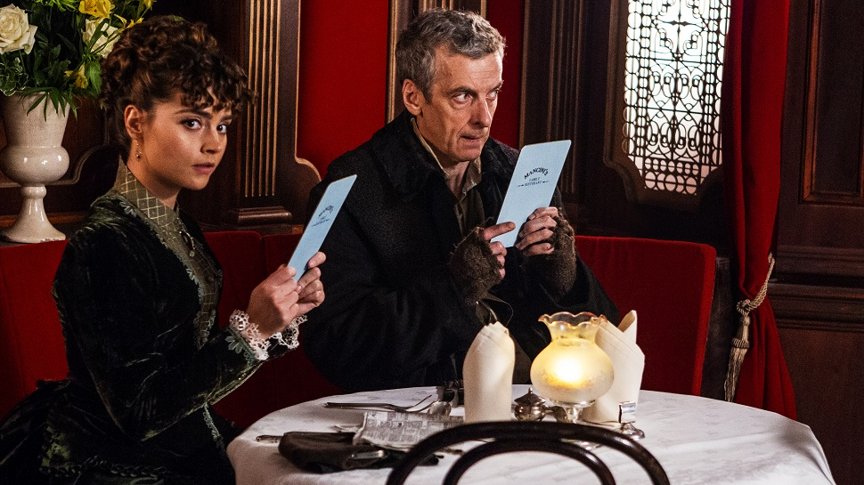"DOCTOR WHO Review: ""Deep Breath"""