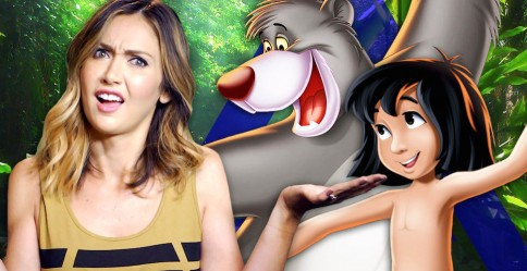 Spotlight: Nerdist News: Which JUNGLE BOOK Movie Will Rule?
