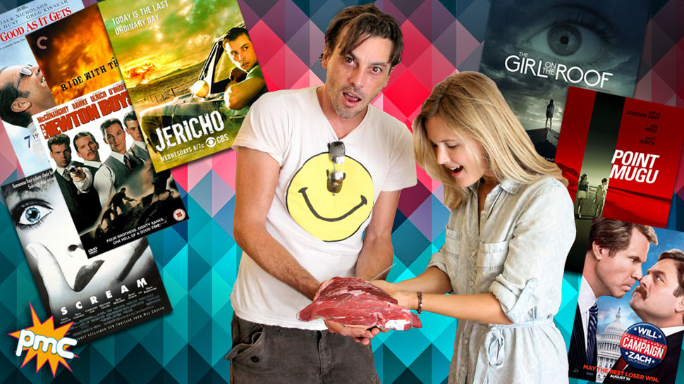 Pop My Culture #155: Skeet Ulrich & Amelia Jackson-Gray