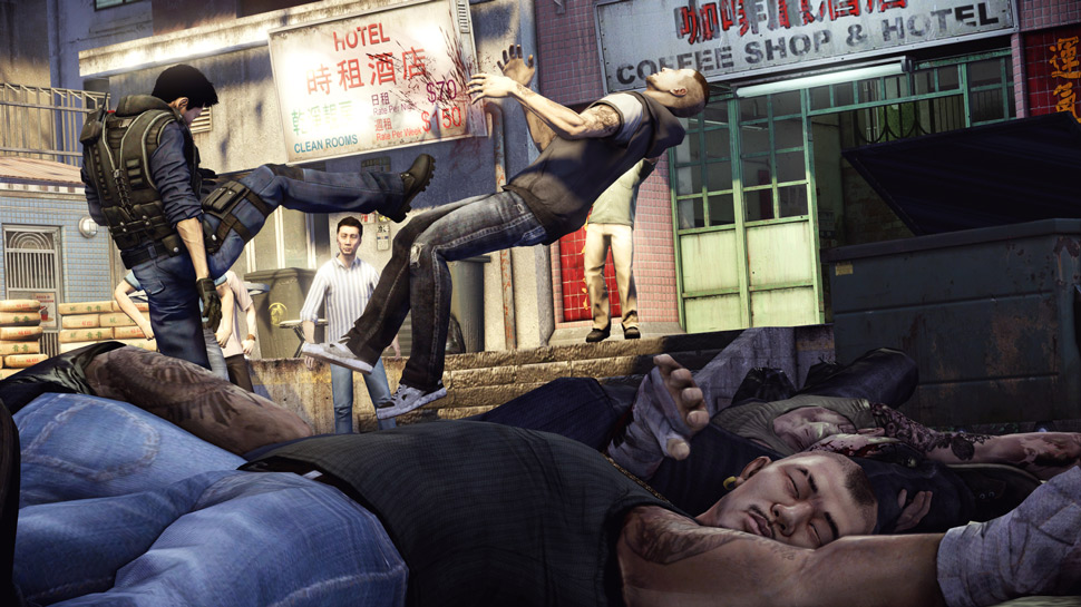 Square Enix's SLEEPING DOGS to Take a Bite Out of the PS4, Xbox One