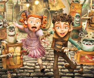 Focus Unpacks the New BOXTROLLS Trailer