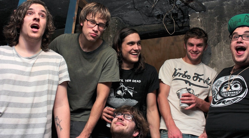 Diarrhea Planet Shares 'Spooner' For Adult Swim's Single Series