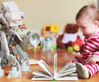 A Filmmaker Brought an AT-AT Walker to Life & It Is Barking Cute!