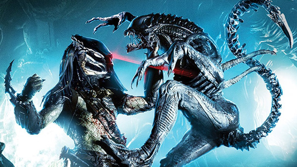 Universal Details ALIEN VS. PREDATOR Halloween Horror Nights Maze