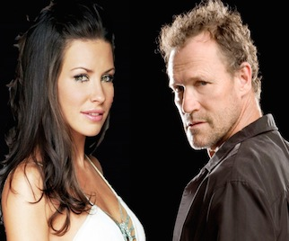 Nerdist Podcast: Live at SDCC 2014 with Evangeline Lilly and Michael Rooker