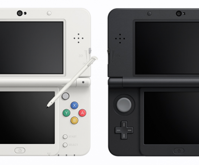 Nintendo Unveils Brand New 3DS Model Appropriately Dubbed The 'New Nintendo 3DS'