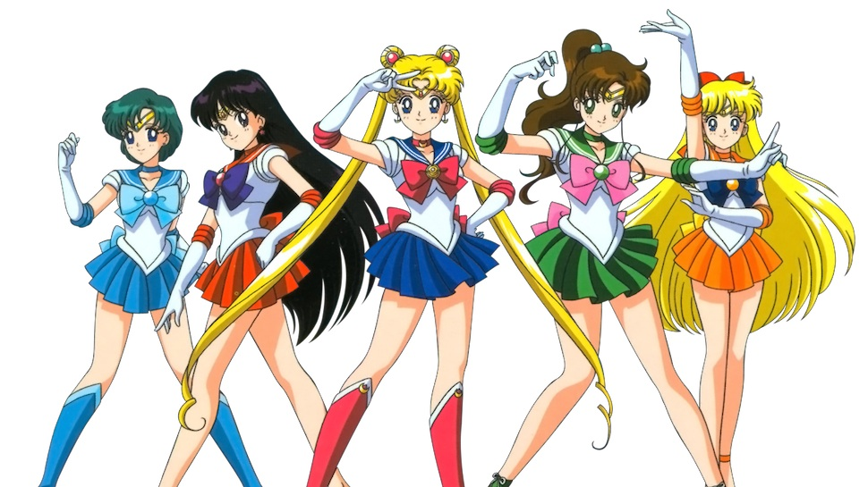 Celebrate 20 Years of SAILOR MOON Art at the Nerdist Showroom