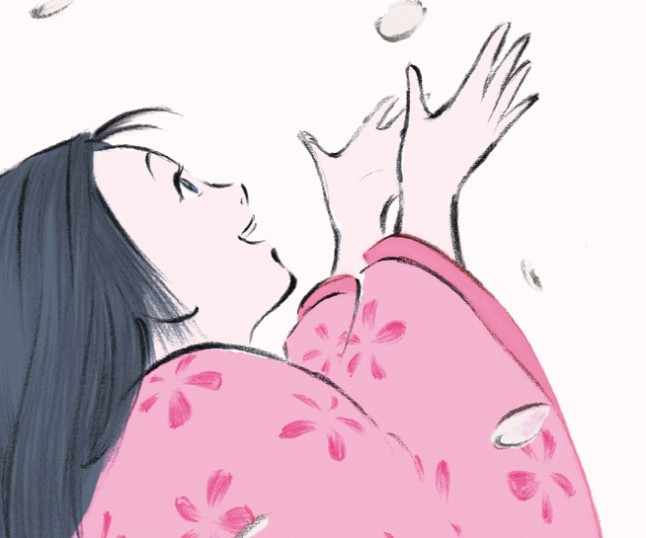 See the Trailer for the Latest (Last?) Ghibli Feature, THE TALE OF PRINCESS Kaguya
