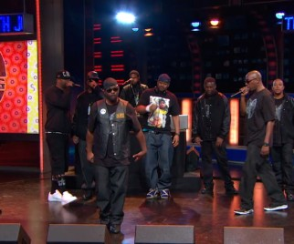 Jon Stewart Got the Wu-Tang Clan to Reunite, Perform on THE DAILY SHOW And It Was Magic