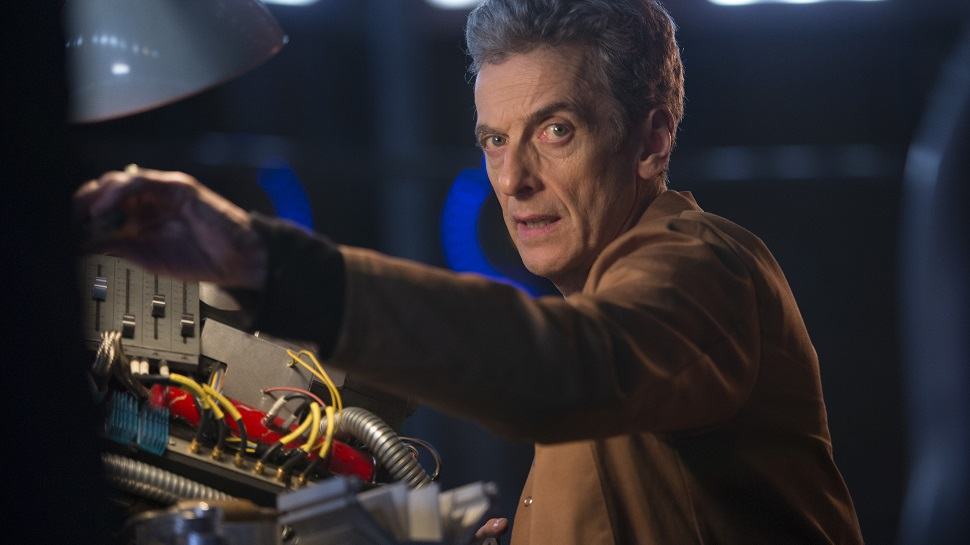 """DOCTOR WHO Review: """"The Caretaker"""""""
