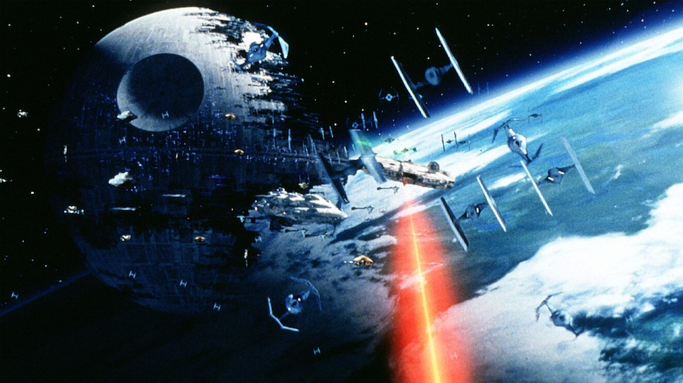 How Good Is The Science Behind Your Favorite Space Battles?