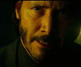 Watch Keanu Reeves Drink a Can of Crazy in the Trailer for JOHN WICK