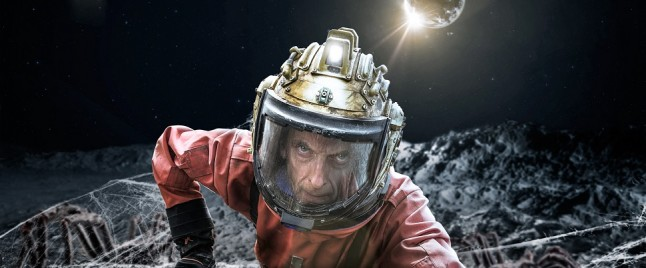 "New DOCTOR WHO Photos Show Why They Need to ""Kill the Moon"""