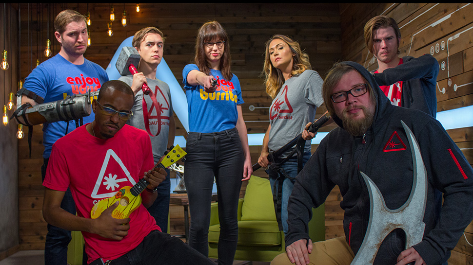 Introducing the Nerdist Merch Store!
