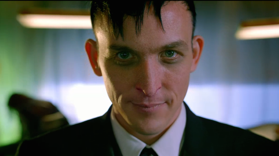 Interview: GOTHAM's Robin Lord Taylor
