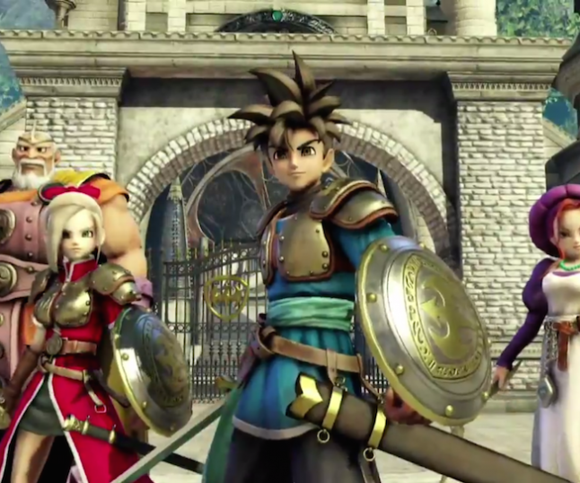 Gaming Daily: DRAGON QUEST: HEROES for PS4, PERSONA 5, and More