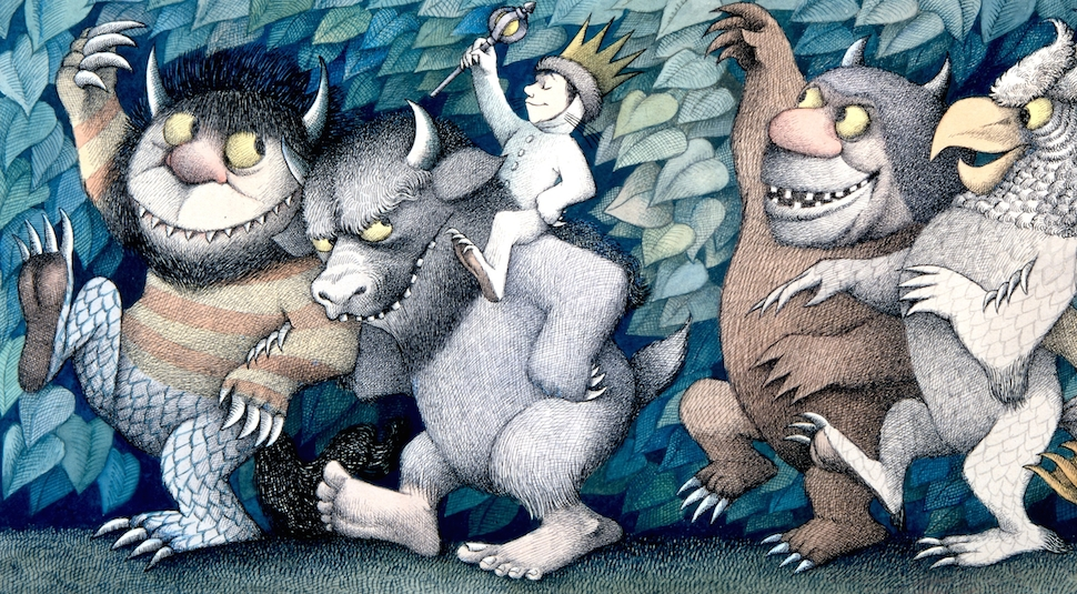 Disney Once Test Animated WHERE THE WILD THINGS ARE and It Was Great
