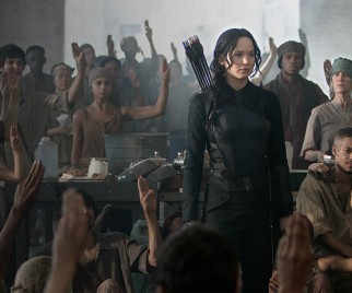 Movie Morsels: HUNGER GAMES: MOCKINGJAY  and SERENA Trailers, Spielberg's ROBOPOCALYPSE Update, Coen Bros.' HAIL CAESAR Release Date, and More!