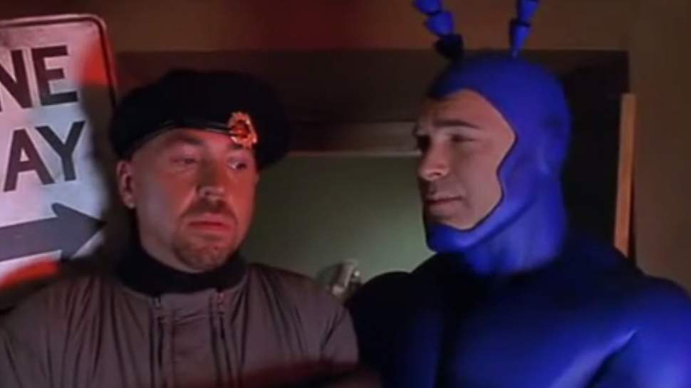 The Rumors are True, Amazon is Looking To Reboot THE TICK… With Ben Edlund!
