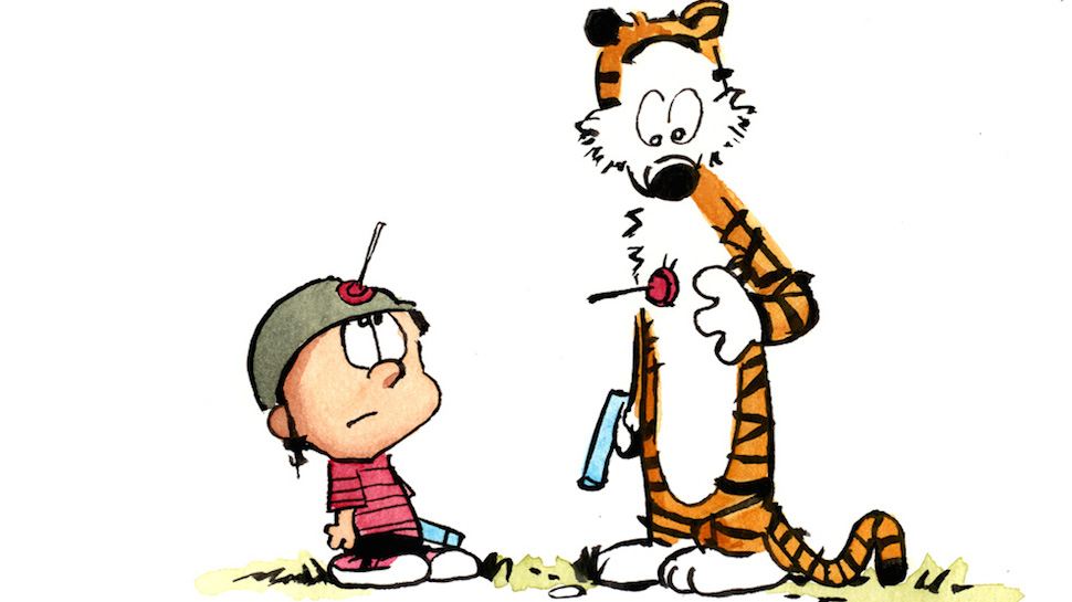 A Handy Graph Shows the Cost of Raising Calvin (& Hobbes)