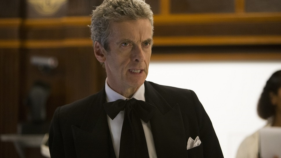 Peter Capaldi Says DOCTOR WHO Season 10 Could Be His Last
