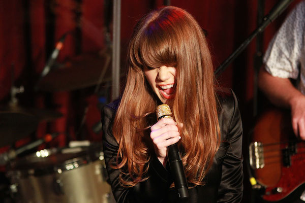 KCRW's Apogee Sessions feat Jenny Lewis by Jeremiah Garcia