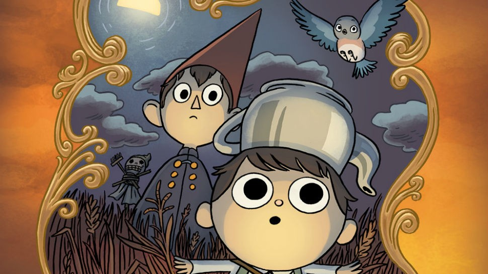Exclusive Patrick Mchale Talks Bringing Over The Garden Wall To Cartoon Network And Boom