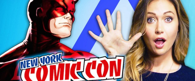 Top 5 Favorite Announcements at NYCC