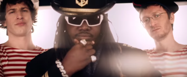 Music Dispatch: T-Pain Sings Without Auto-Tune, And Very Scary Music Videos