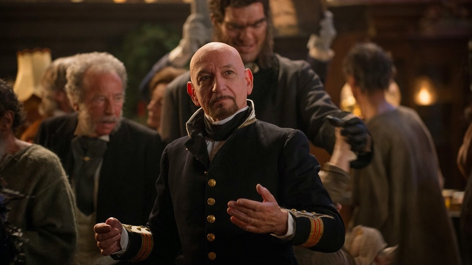 Review: STONEHEARST ASYLUM Packs a Lot of Crazy Into 112 Minutes