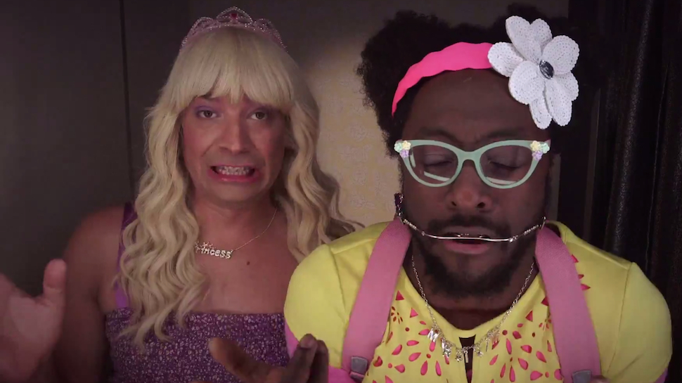 Here's Everything Jimmy Fallon and Will.i.am Think Tween Girls Find EW!