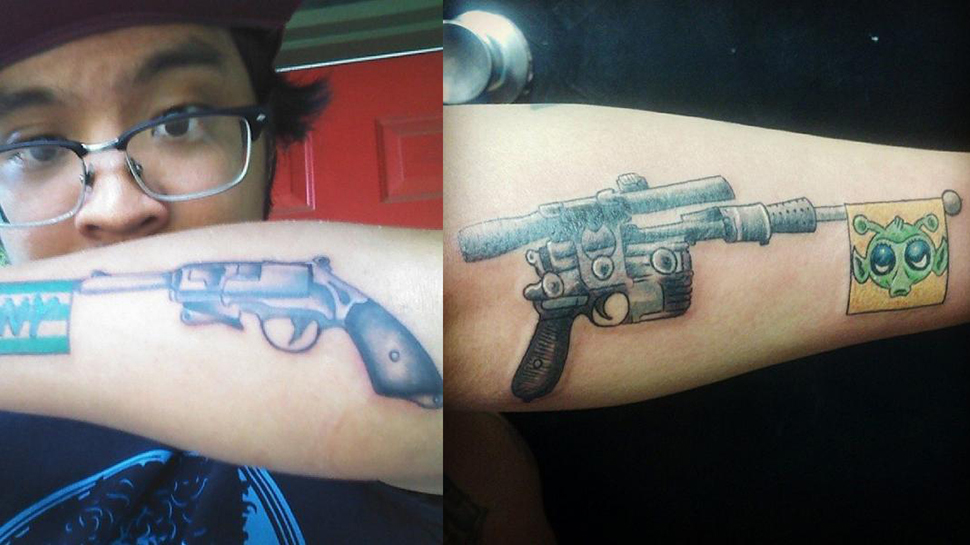 Inked Wednesday #12 – Tattoos from Lost, BioShock, and More