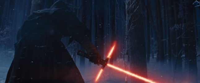 The Force Is With the First Trailer for STAR WARS: THE FORCE AWAKENS