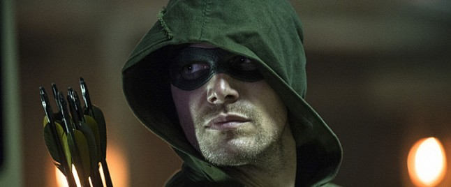 "Get Your First Look at ARROW 3×07: ""Draw Back Your Bow"""